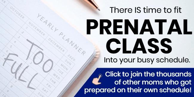 online prenatal class